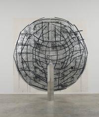 Third chapter: warp drive inn, sextant to the chrome universe by Rirkrit Tiravanija contemporary artwork mixed media