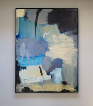 Camber by Richard Hearns contemporary artwork