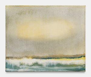 White Cloud by Leiko Ikemura contemporary artwork