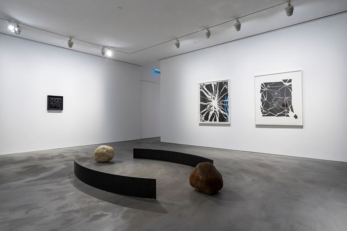 Exhibition view: Group Exhibition,Chewing Gum III,Pace Gallery, Hong Kong (25 May–4 July 2019). Courtesy Pace Gallery.