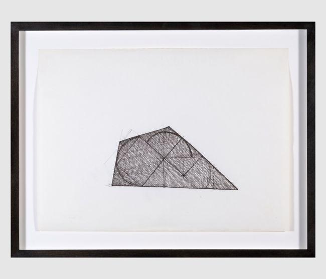 Untitled (Accumulative Reduction) by Gordon Matta-Clark contemporary artwork