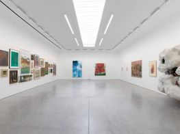"Group Exhibition<br><em>The Beatitudes of Malibu</em><br><span class=""oc-gallery"">David Kordansky Gallery</span>"