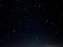 Sam Shmith's starry, starry night