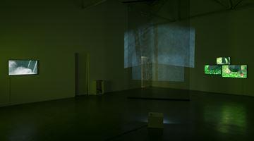 Contemporary art exhibition, Liang Yue, Mind Rehearsal at ShanghART, Westbund, Shanghai