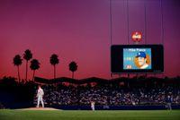 Dodger Stadium, Los Angeles, CA by Walter Iooss Jr contemporary artwork photography