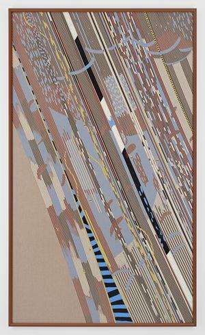 Step No. 1, Right Leg by Elisabeth Frieberg contemporary artwork