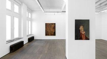 Contemporary art exhibition, Roger-Edgar Gillet, Stéphane Janssen – Roger-Edgar Gillet, une amitié de 40 ans at rodolphe janssen, Brussels