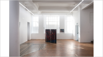 Contemporary art exhibition, Imogen Taylor, In & Out at Michael Lett, Auckland