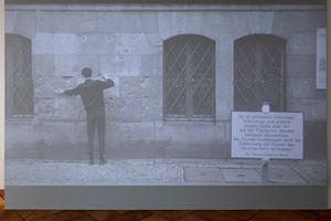 The Silent Wall–Berlin by Isaac Chong Wai contemporary artwork