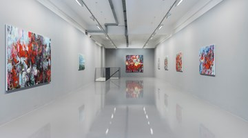 Contemporary art exhibition, Sabine Moritz, Paintings and Drawings at Pilar Corrias, London