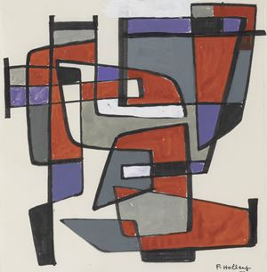 Composition2 by Francine Holley contemporary artwork