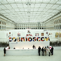 Cosmoscow brings a new milieu of Russian collectors into stark relief