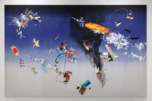 Heptane by Julien Segard contemporary artwork