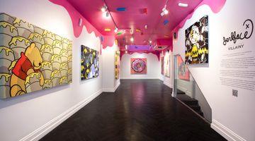 Contemporary art exhibition, Jerkface, Villainy at Maddox Gallery, Maddox Street, London, United Kingdom