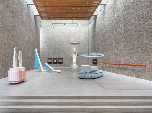 Exhibition view: Andreas Schmitten, Sesshaft, KÖNIG GALERIE, Berlin (26 June–29 August 2021). Courtesy KÖNIG GALERIE. Photo: Roman März.