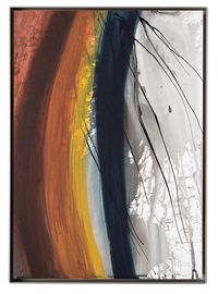 Untitled by Arnulf Rainer contemporary artwork painting