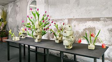 Contemporary art exhibition, Guido Geelen, Tulip Vases at Brutto Gusto, Berlin