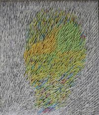 Shout-13 by Suh Jeong Min contemporary artwork mixed media