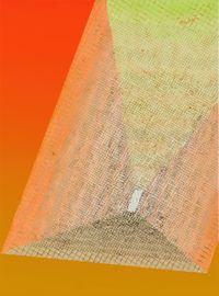 Kuasa 2 (Power 2) by Sabri Idrus contemporary artwork painting