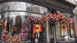Maddox Gallery contemporary art gallery in Westbourne Grove, London, United Kingdom