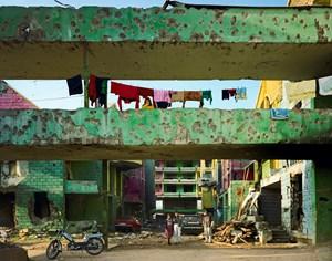 Gypsy Camp, Sarajevo by Andrew Moore contemporary artwork