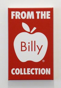 From the Billy Apple Collection by Billy Apple contemporary artwork painting
