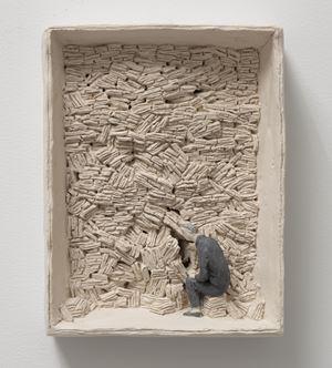 Trincea by Pino Deodato contemporary artwork