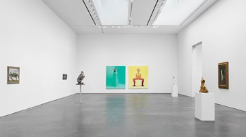 Contemporary art exhibition, Group Exhibition, Endless Enigma: Eight Centuries of Fantastic Art at David Zwirner, 20th Street, New York