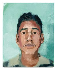 Gustavo by John Sonsini contemporary artwork painting