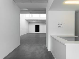 Exhibition view: Michel Comte, Light III,GalerieUrs Meile, Beijing (19 May–10 August 2018). Courtesy the artist and GalerieUrs Meile, Beijing-Lucerne.