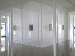 A walk through Robert Irwin's new 5,000-square-foot sculpture