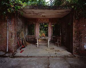 June, YSC Wan-Tan Residence 《六月|灣潭舊居》 by Yeh Wei-Li contemporary artwork