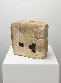 Oxido G-251 (Earth - Oxide G-251) by Eduardo Chillida contemporary artwork sculpture