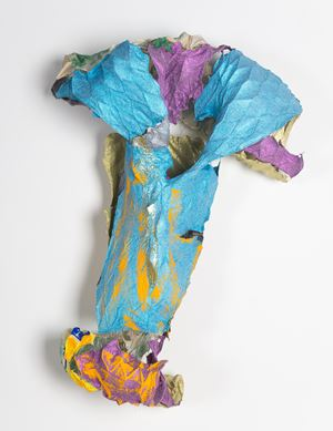 Venetian Opera by Lynda Benglis contemporary artwork
