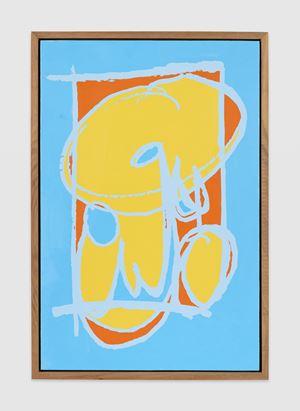Sculptural Composition B/Y/R/O, 3/2 by Jason Bailer Losh contemporary artwork