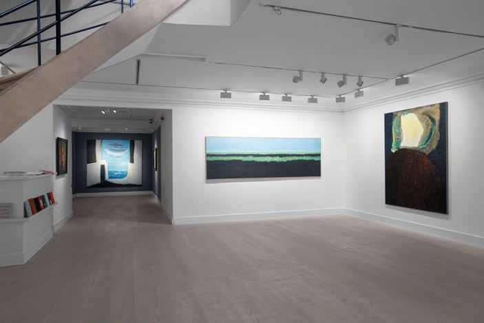 Exhibition view: Group Exhibition, The New Verge,Gazelli Art House, London (28 February–4 April 2020). Courtesy Gazelli Art House.