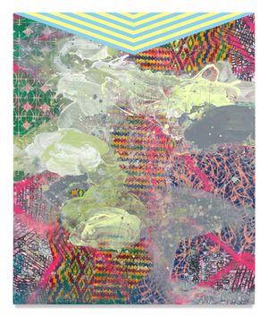 Cosmology by David Huffman contemporary artwork