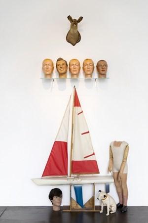 Composition Trouvée by Guillaume Bijl contemporary artwork