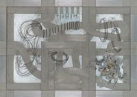 Omnium Gatherum 44 by Julia Morison contemporary artwork painting