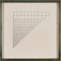 Untitled by Robert Smithson contemporary artwork works on paper