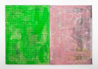 Untitled (Contained/Free) by Dan Arps contemporary artwork painting