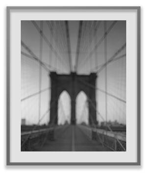 Brooklyn Bridge by Hiroshi Sugimoto contemporary artwork
