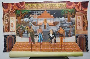 Tonil Sasonoloyo by Gegerboyo contemporary artwork