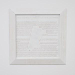 Nga ra o Hune by Brett Graham contemporary artwork