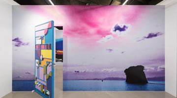 Contemporary art exhibition, Tobias Rehberger, Truths that would be maddening without love at Gallery Baton, Seoul