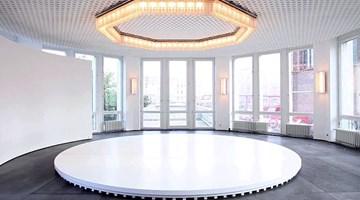 Schinkel Pavillon contemporary art institution in Berlin, Germany