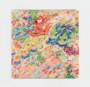 Untitled (ARP21-02) by Ayako Rokkaku contemporary artwork