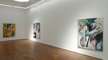 Contemporary art exhibition, Imogen Taylor, Glory Hole at Michael Lett, Auckland