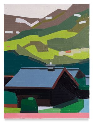 Germany by Guy Yanai contemporary artwork