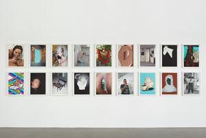Thinking about Störtebeker by Urs Fischer contemporary artwork